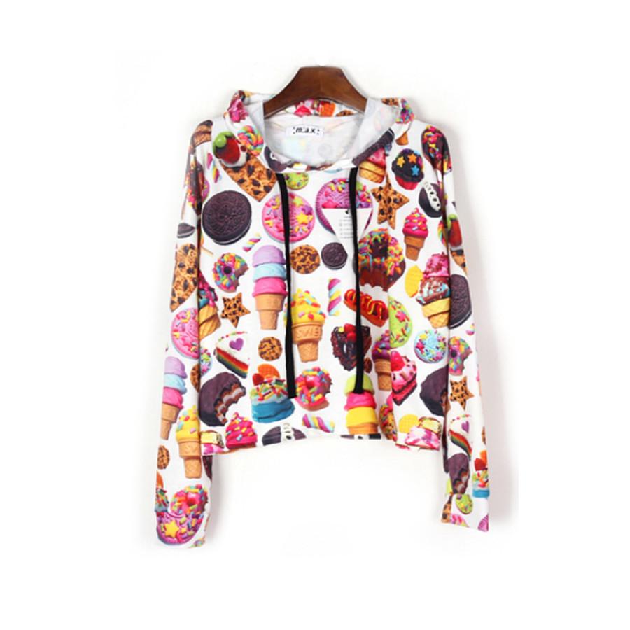 Ice cream sweater / back order – holypink
