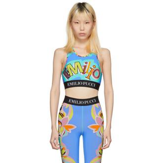 bra blue underwear