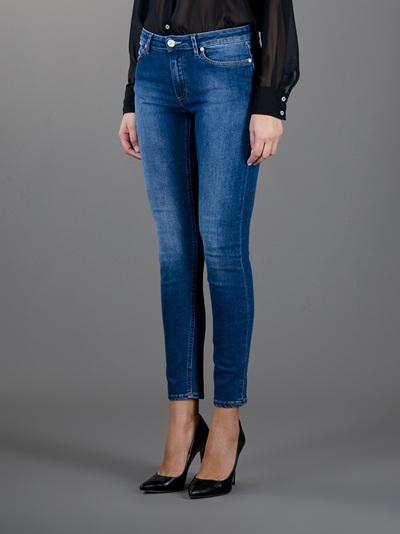 Acne 'skin 5' Jean -  - Farfetch.com