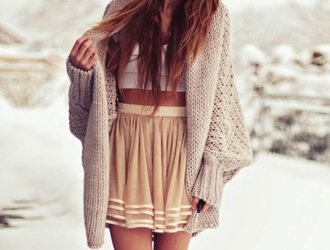 cardigan winter cardigan nude beige denim shorts boho