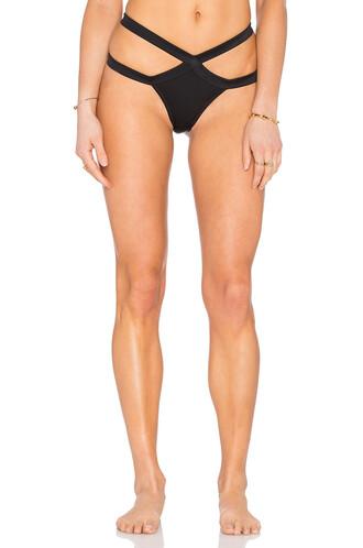 bikini noir black