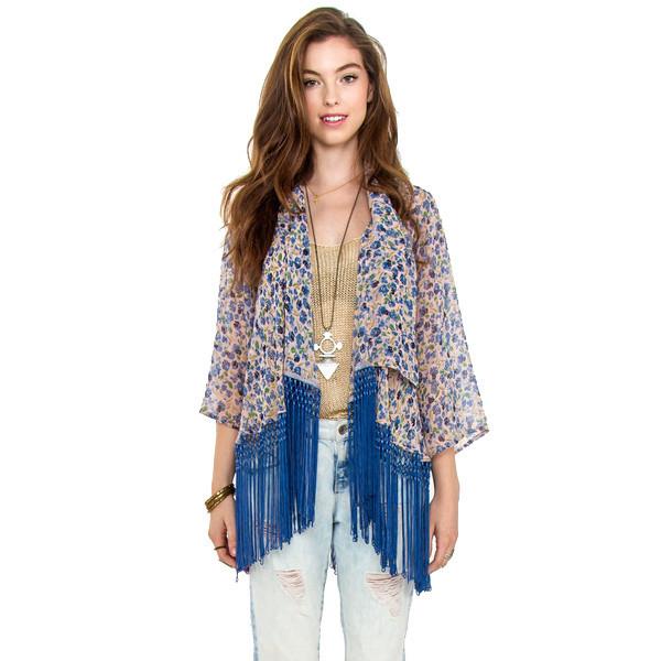 Spring Hills Kimono | Vanity Row
