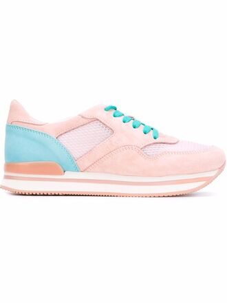 shoes sneakers pastel pastel sneakers spring suede sneakers pink sneakers pastel pink peach spring accessory