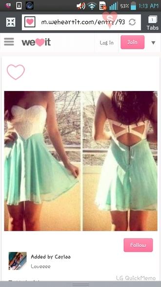 dress lace dress short prom dress