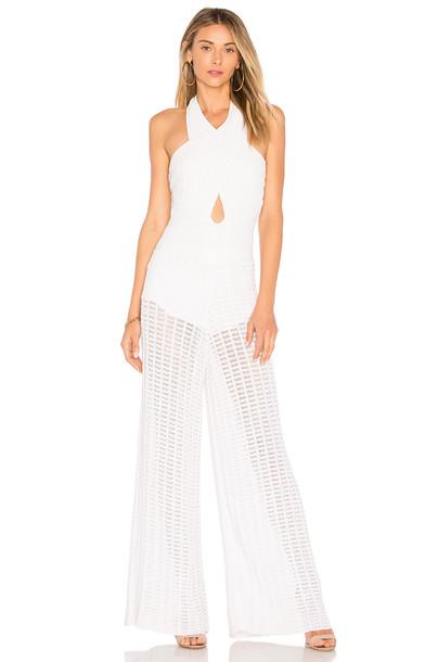 tabula rasa jumpsuit white