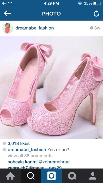 shoes pink pink shoes peep toe pumps