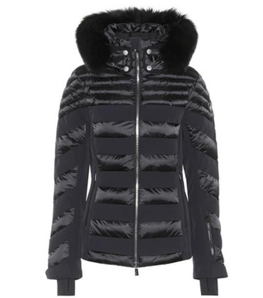 TONI SAILER jacket fur black