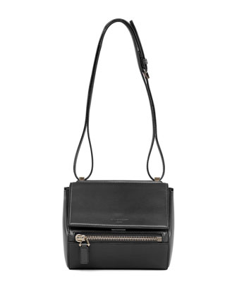 Givenchy Pandora Mini Box Bag, Black - Bergdorf Goodman