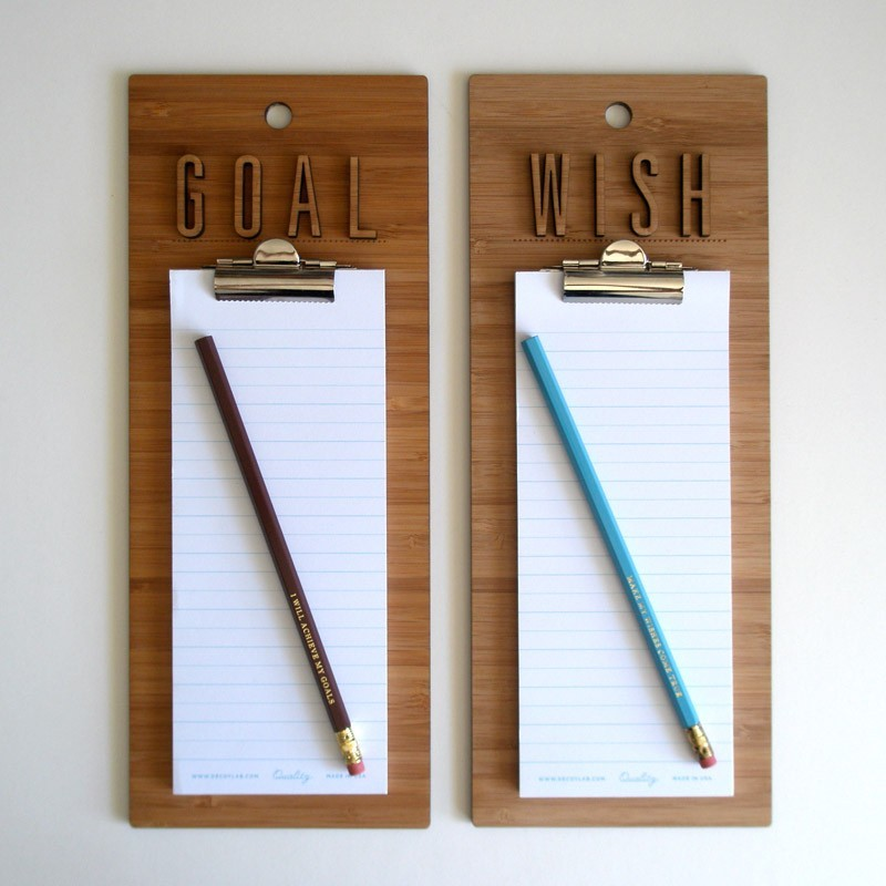 Make My Wishes Come True - Clipboard