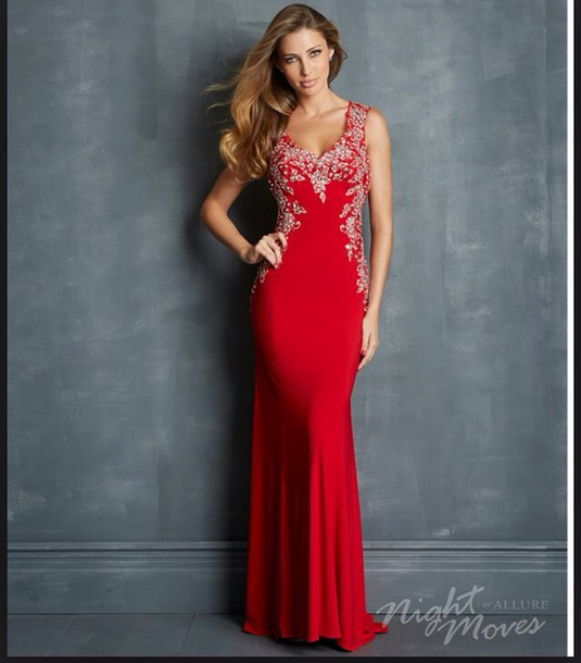 dress red dress prom dress pink style ball gown dress