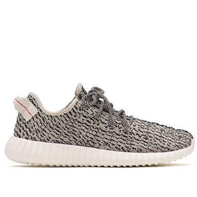 9cb080b7b6a63 Amazon.com: Adidas Mens Yeezy Boost 350 Turtle/Blue-Gray Fabric: Shoes