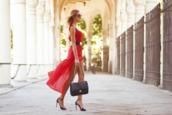 dress,Choies,red dress