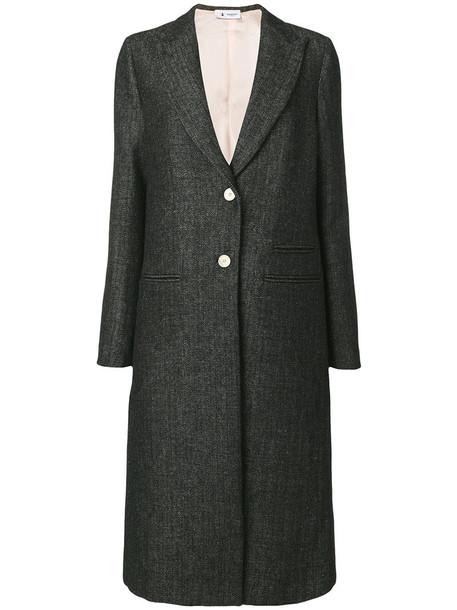BARENA coat women wool grey