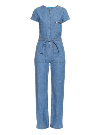 jumpsuit denim jumpsuit denim blue