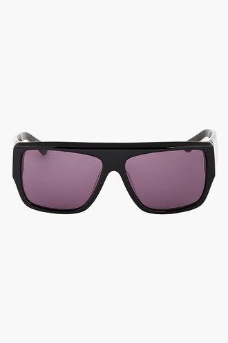 flat black skat sunglasses menswear