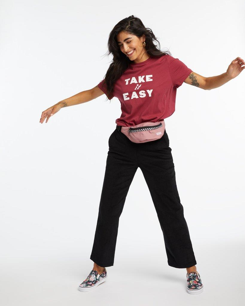 Take it Easy Boxy Tee