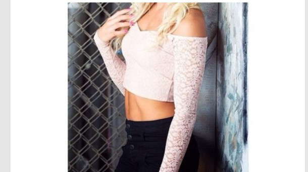 top lace top crop tops lace crop top white white crop tops white t-shirt
