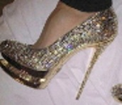 shoes,sparkle