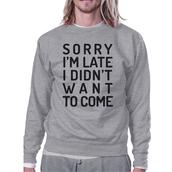 sweater,sweatshirt,cute sweaters,grey sweater,graphic sweatshirt,graphic sweater