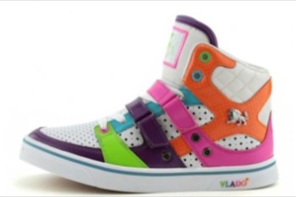 sea of shoes shoes high top sneaker vlado jasmine villegas didn't mean it music video