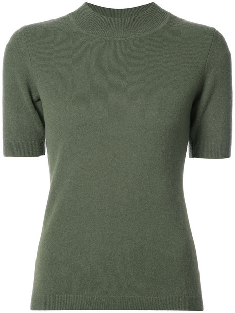 top women green