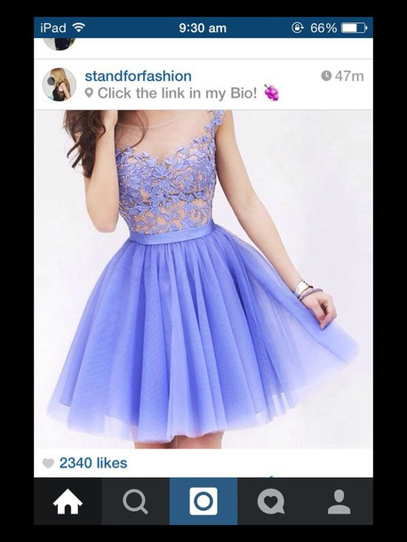 dress colorful purple dress