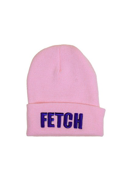 Fetch Beanie - Paper Alligator
