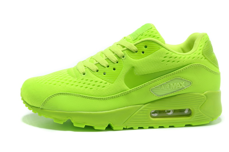 competitive price c0c29 e27f4 nike air max 90 hyperfuse glow in the dark neon yellow
