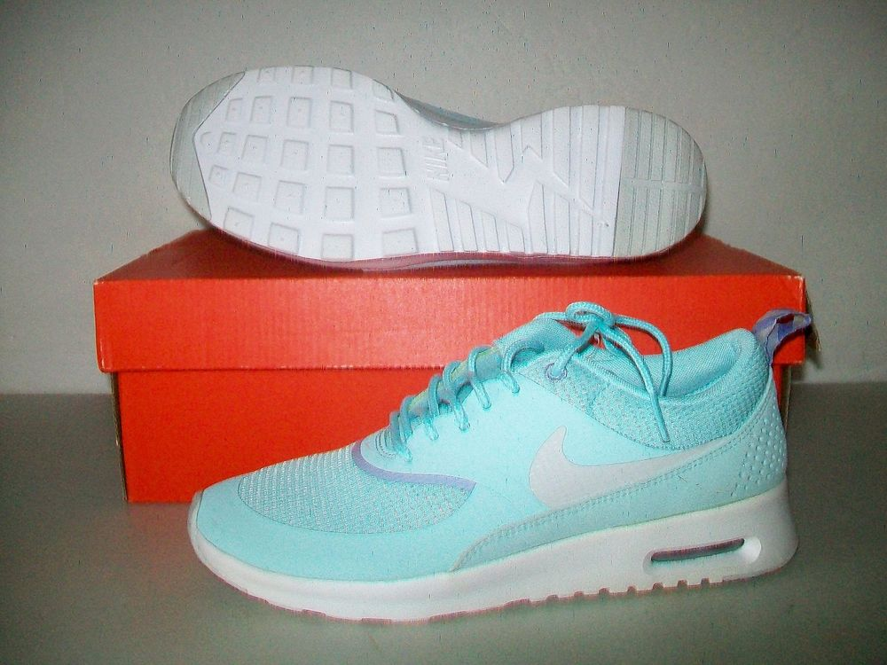 pretty nice d4504 57060 New Nike Womens Air Max Thea Glacier Ice Running Shoes Sz 7   eBay