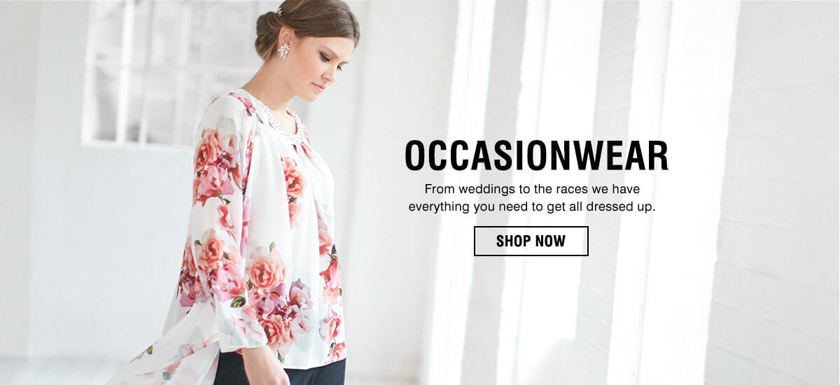 a7a8c745fa Shop for the latest plus size women's fashion including a large selection  of plus size women's clothing ...