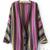 Women Boho Ethnic Rainbow Weave Stripe Knit V Neck Sweater Cardigan   eBay
