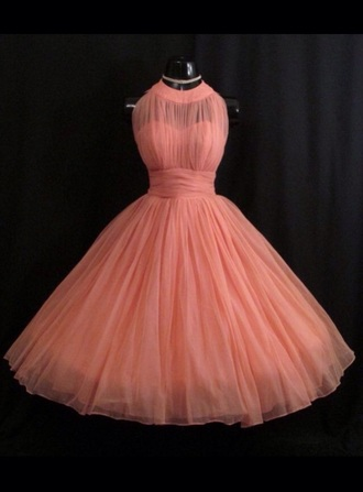 dress peach pastel pink cute girly tumblr girl tumblr peach dress pastel dress pink dress cute dress girly dress tumblr dress skirt classy dress fashion fancy dress