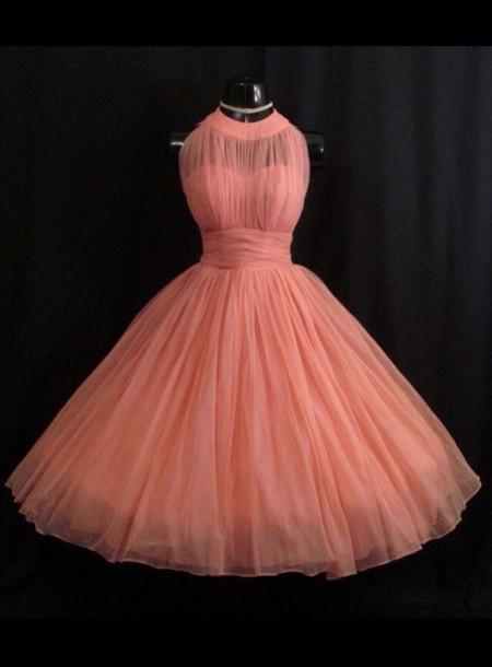 dress peach pastel pink cute girly tumblr girl tumblr peach dress pastel dress pink dress cute dress girly dress tumblr dress skirt classy dress fashion fancy dress
