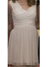 dress,white dress,prom dress