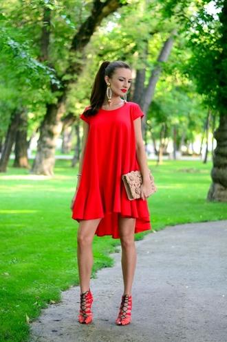 my silk fairytale blogger dress shoes bag jewels