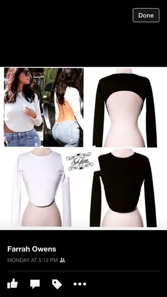blouse kim kardashian style