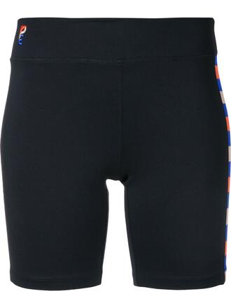 shorts women bike black