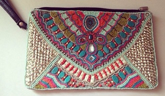 bag blue bag sublime pink