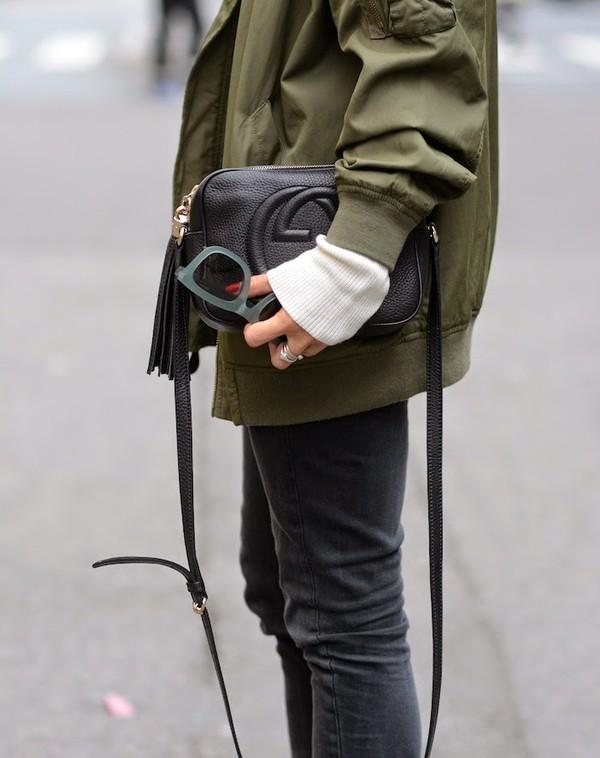 hippie hippie milkshake blogger jacket jeans bag