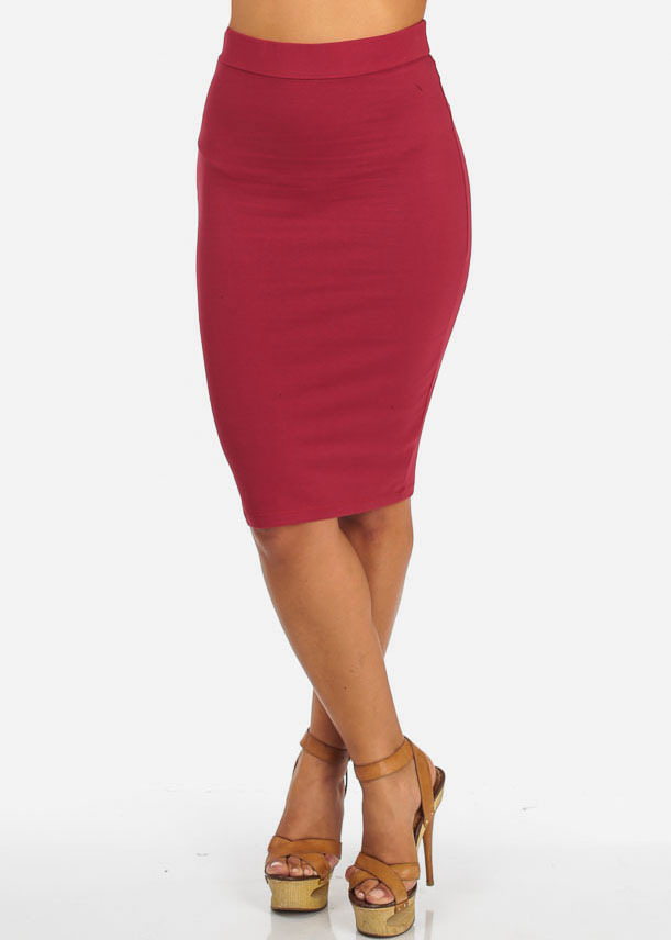 Lethalbeauty ? high waist pencil skirt