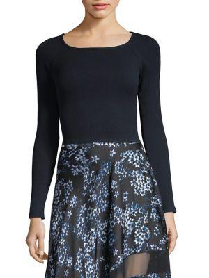 Fleur du Mal - Silk Handkerchief Skirt