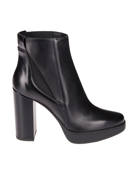 Tods leather ankle boots boots ankle boots leather black shoes