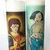 Saint Daria & Jane Prayer Candle Set // Gift Idea // // sick sad world
