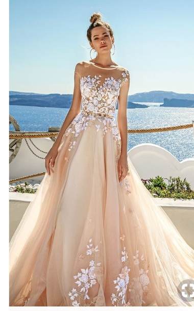 dress wedding dress bridal gown bride dress