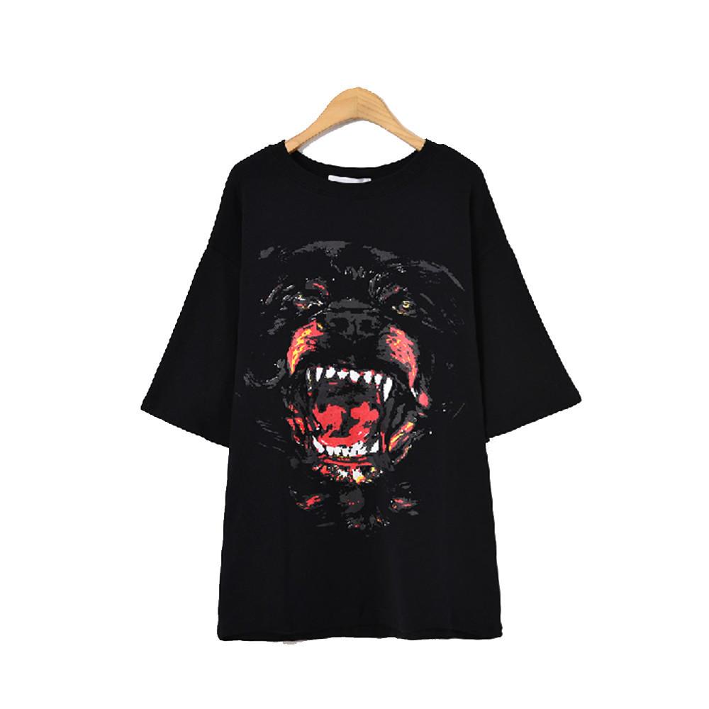 Angry dog tee / back order – holypink