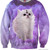 Satan Cat Sweatshirt
