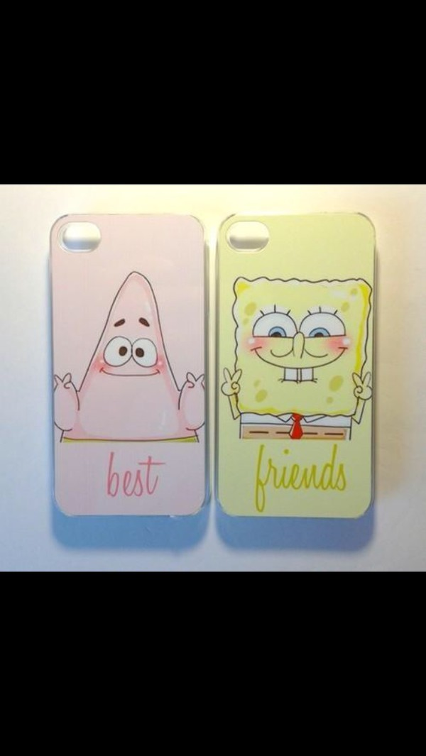 phone cover spongebob nickelodeon phone cover