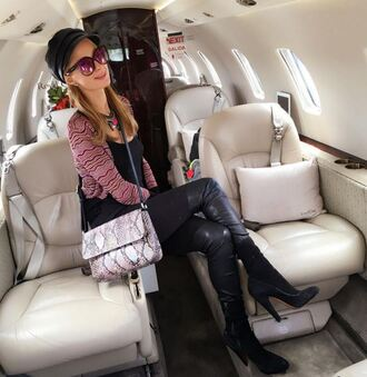 cardigan paris hilton sunglasses instagram boots fall outfits fall sweater