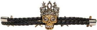 friendship bracelet black jewels