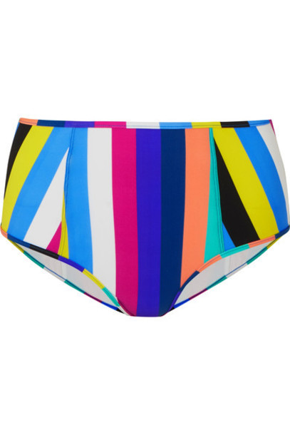 Diane Von Furstenberg bikini high swimwear
